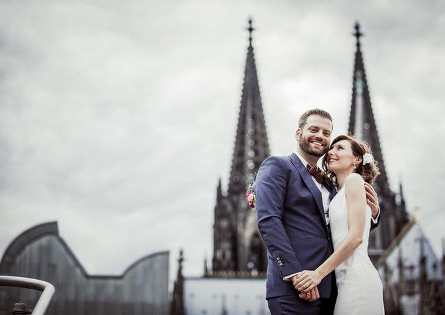 Brautmode in Köln finden – Wir stellen die schönsten Boutiquen & besten Anbieter vor