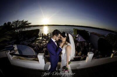 Las fotografías de boda más espectaculares del mercado