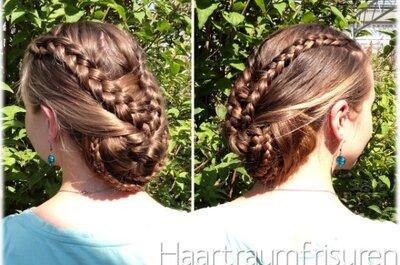 Die perfekte Frisur für den Hochzeitsgast - Worauf sollte man achten? Plus Tutorial!