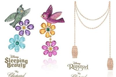 Joyas para novia de Chopard inspiradas en las princesas de Disney