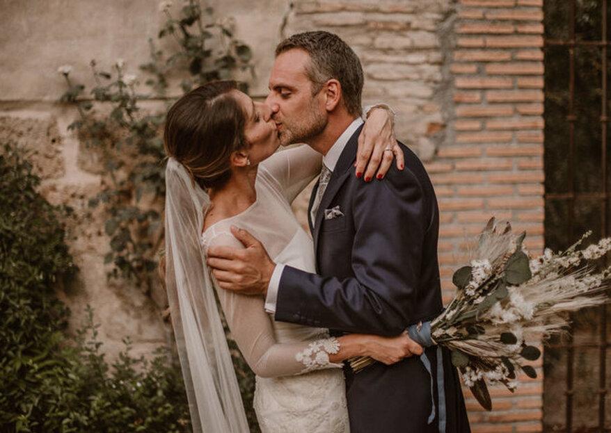 Los 8 tipos de fotografía de boda que existen, ¿cuál será el vuestro?