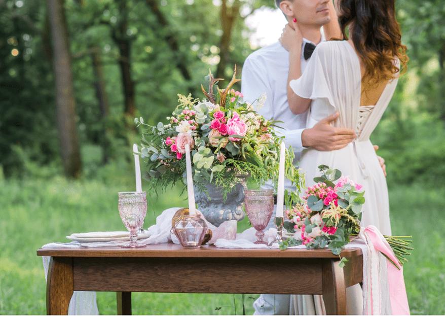 Sie planen eine Hochzeit im Freien? 5 Tipps für einen unvergesslichen Tag an der frischen Luft