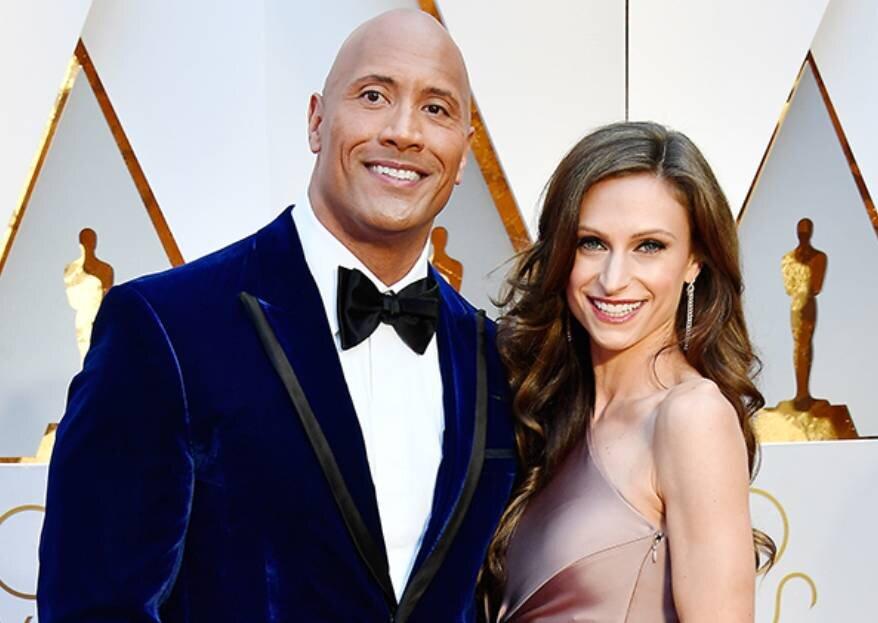 """Der Fast & Furious-Star Dwayne """"The Rock"""" Johnson hat auf Hawaii geheiratet!"""