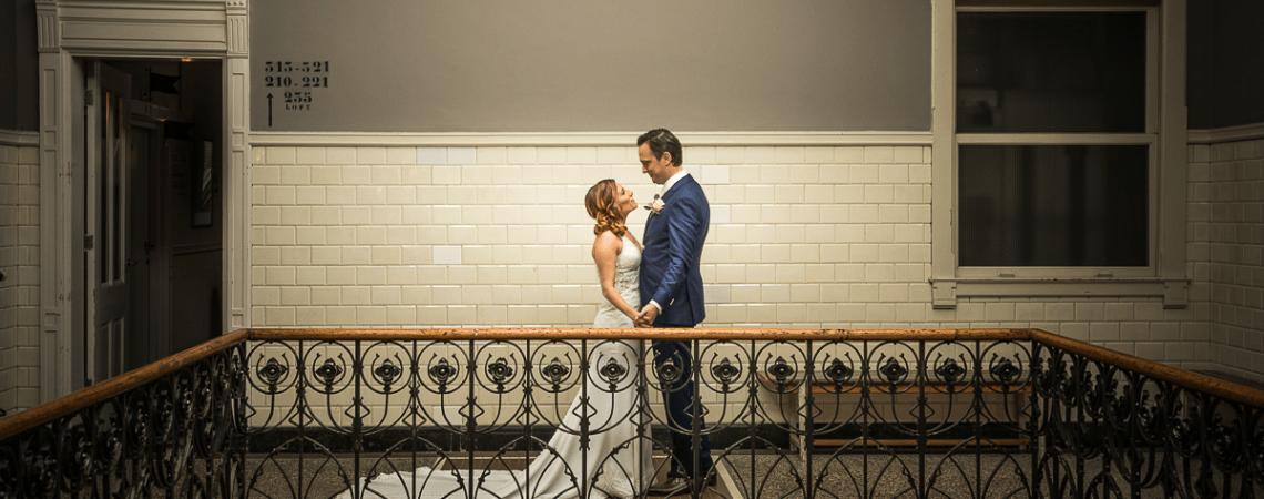 De relaxte Rotterdamse Real Wedding van Nicole & Joost.