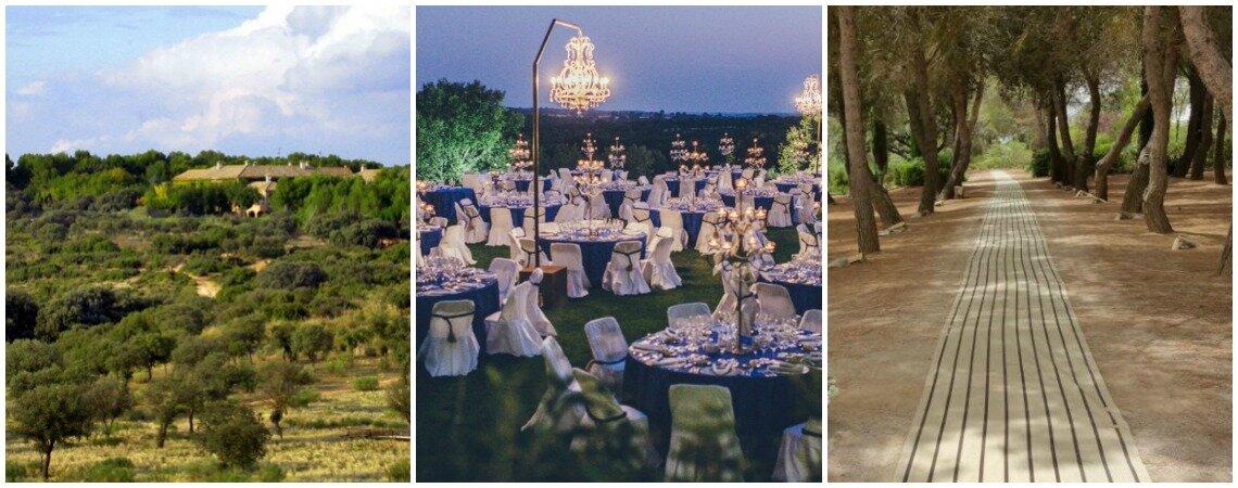 ¿Qué tener en cuenta para celebrar tu boda en una finca rústica?