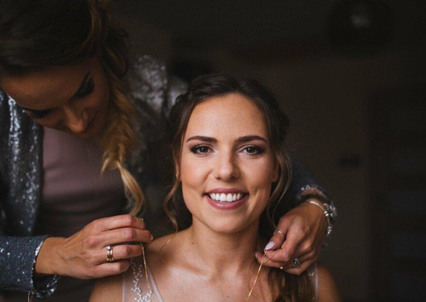Makijaż ślubny Trendy 2019 Piękne Propozycje Dla Panien