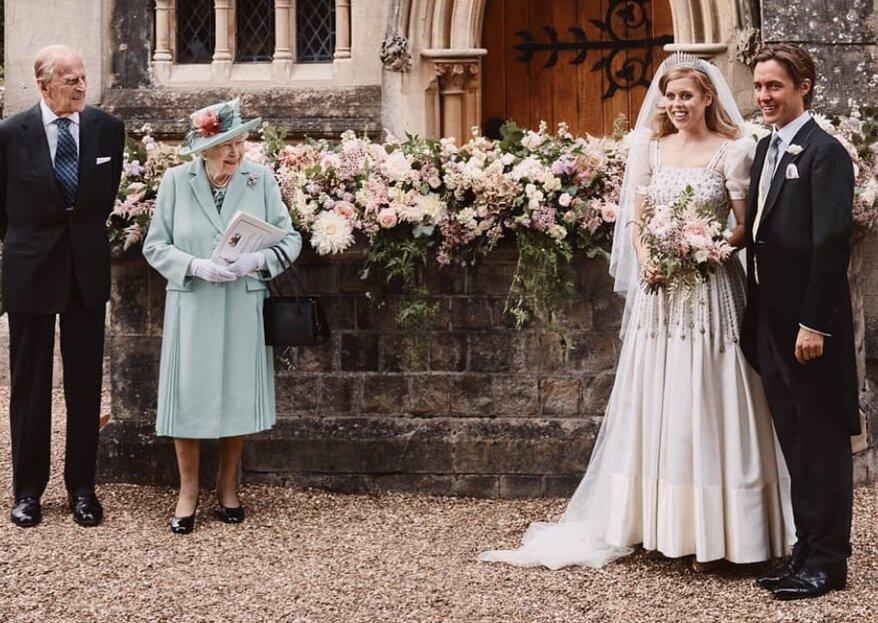 La boda íntima de Beatriz de York: todos los secretos de su día
