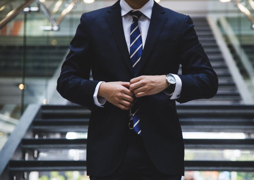 Cinco tipos de nudos de corbata para novios: ¿cuál es la mejor opción?