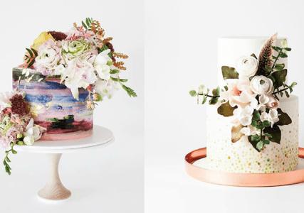 Drip Cake, Naked Cake o Pasta di Zucchero: cosa scelgono gli sposi 2018 per la torta nuziale?