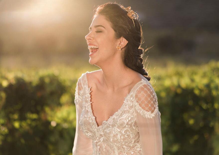 Jenny Makeup Land: serviços de beleza personalizados para noivas que procuram qualidade e elegância