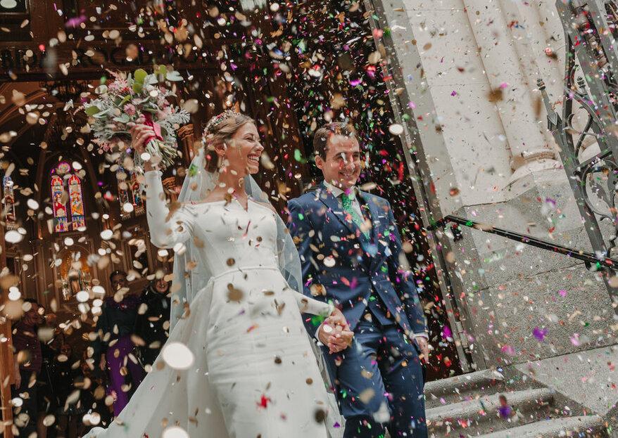 Las mejores fotografías que resumen la historia de vuestra boda a la perfección