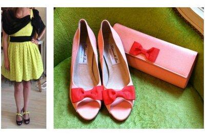 Chaussures pour les invitées à un mariage en 2015 : quelle est la tendance ?
