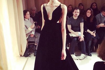 Descubre los espectaculares diseños de Alta Costura de la París Fashion Week 2015