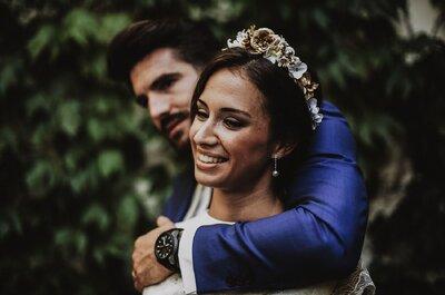 Detalles, dulces y amor: la combinación perfecta para una boda única