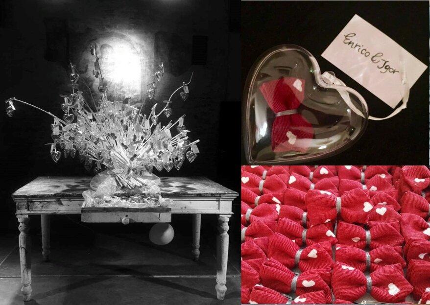 Le bomboniere personalizzate Papillover: il ricordo perfetto di un giorno meraviglioso