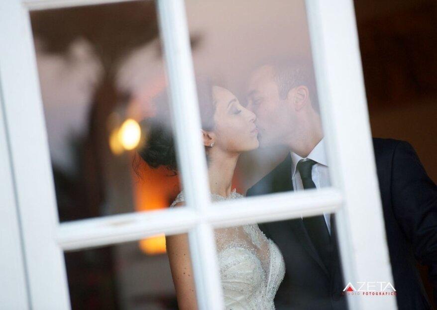 Azeta Studio Fotografico: un reportage fotografico delle nozze che arriva dritto al cuore