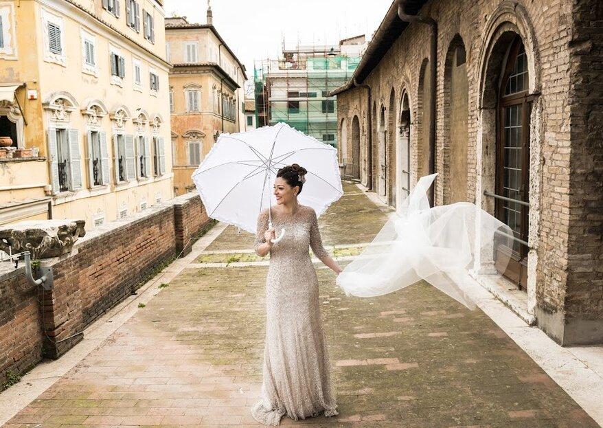 Gli accessori giusti per essere una perfetta sposa invernale