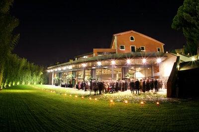 QGAT Restaurant & Events, el lugar ideal para celebrar tu boda