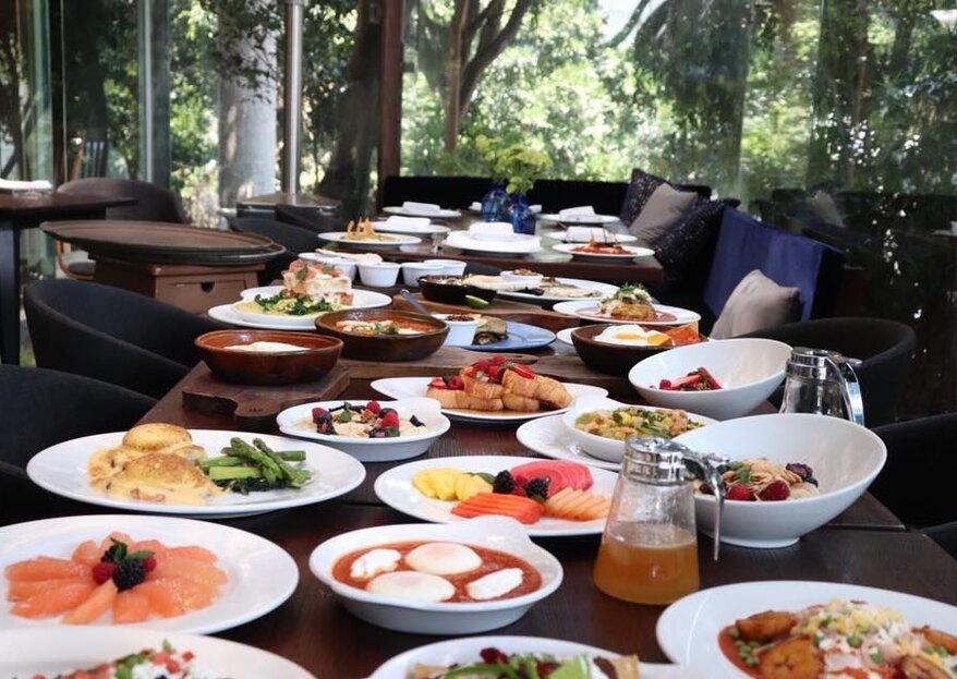 Restaurante Atalaya: ¡tu gran evento íntimo y singular!