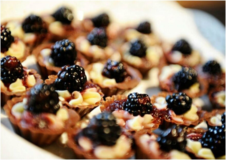 Ana Foster: a inovação nos sabores e formas para ter doces incríveis para o seu casamento!