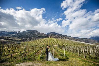Destination wedding no Chile: entre vinhedos, paisagens incríveis e muito turismo!