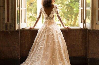 Vestidos para noivas alternativas 2016: personalidade elevada à máxima potência!