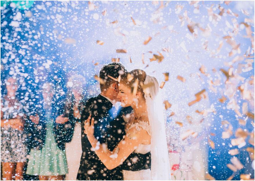 Professionele tips voor de openingsdans voor de bruiloft