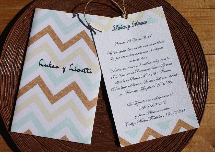 Partes de matrimonio en Santiago de Chile: los mejores profesionales para impactar a tus invitados