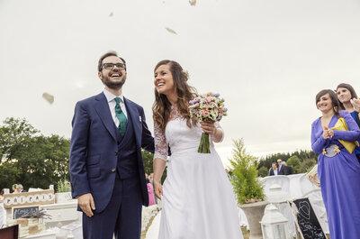 A Very Galician Celebration: Iria + Fran's Typical Northern Spanish Wedding