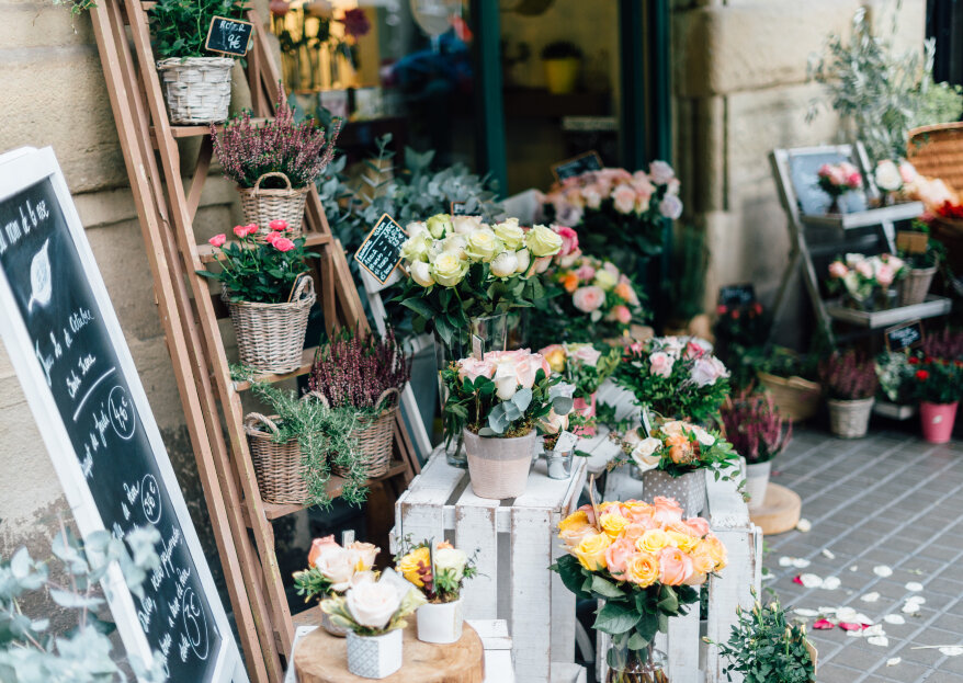 7 preguntas que debes hacerle al florista de tu matrimonio