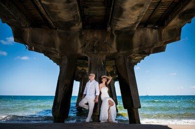Casarse en Paracas, tu matrimonio ante el desierto y frente al mar. ¡Espectacular!