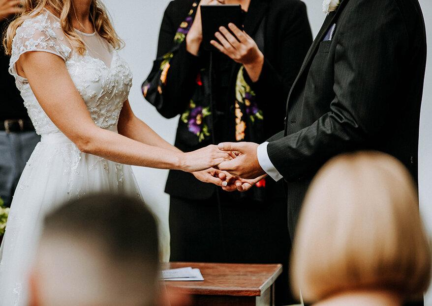 Votos de casamento: o que escrever e exemplos reais emocionantes!
