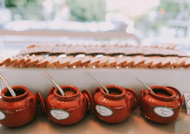 Enriqueça o cardápio da sua boda com comida tipicamente portuguesa