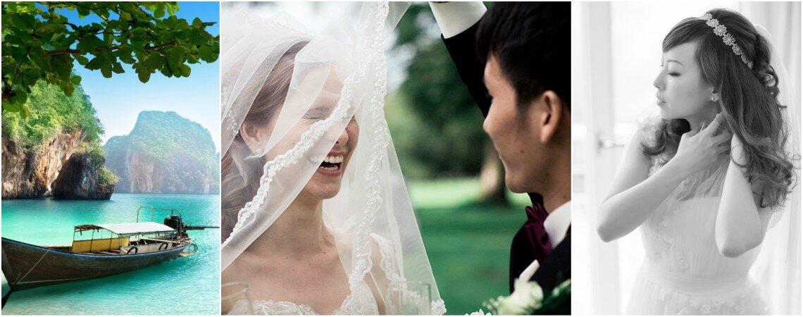 Hochzeitsfotografie & Paar-Shootings in Thailand oder auf den Malediven – Wo Träume wahr werden