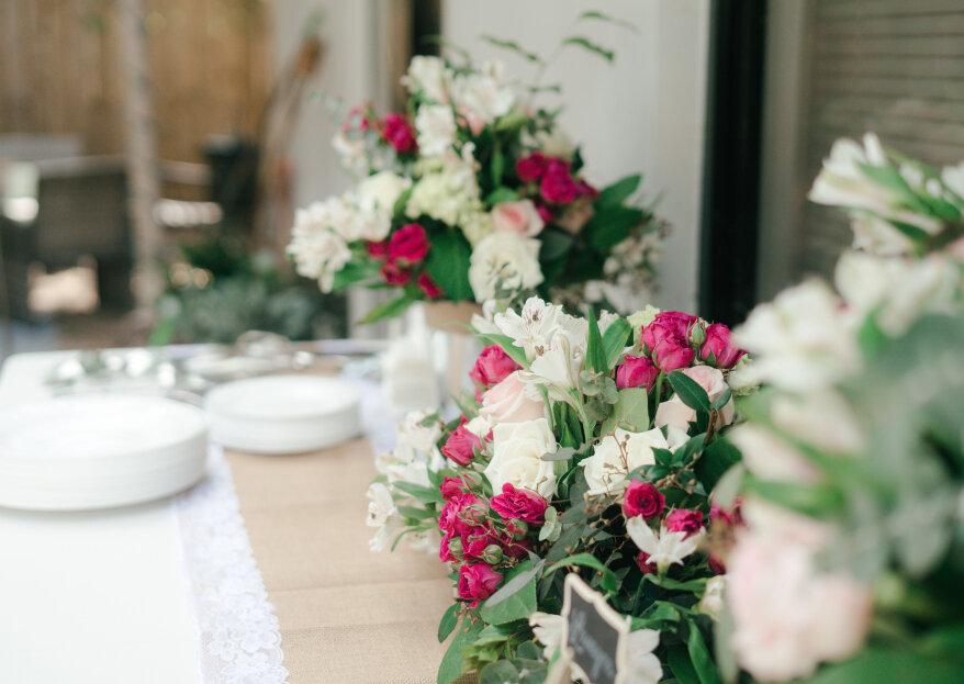 Cómo elegir los colores para tu matrimonio. ¡La combinación perfecta de tonos para tu boda!