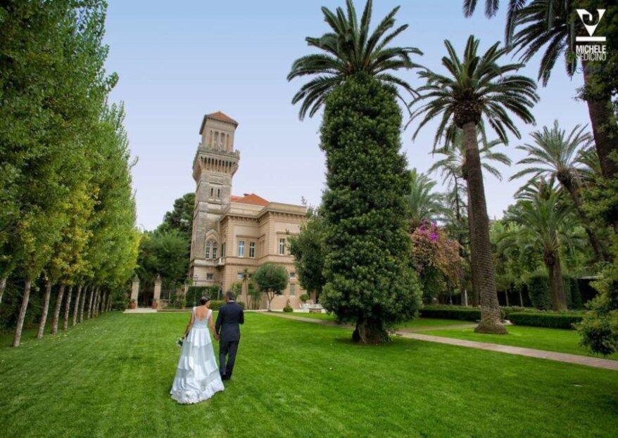 10 Location per matrimonio fantastiche e dove trovarle