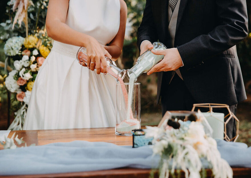 Ceremonia de la arena: todo lo que necesitas saber