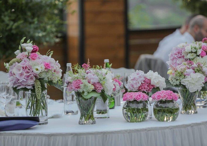 Petali di Wedding di Giovanna Leonardi vi affiancherà per fare delle vostre nozze un giorno da favola...