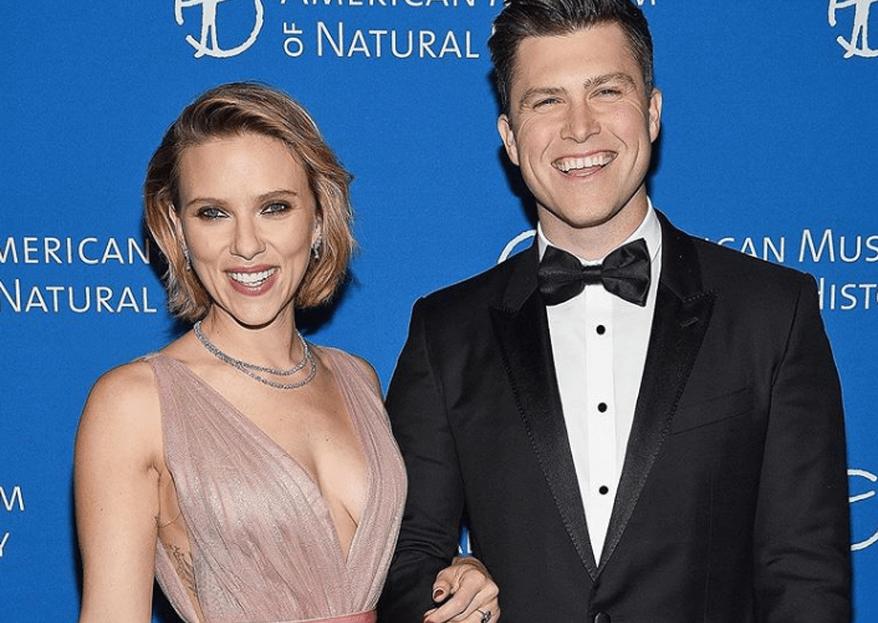 Scarlett Johansson s'est fiancée... Pour la troisième fois !