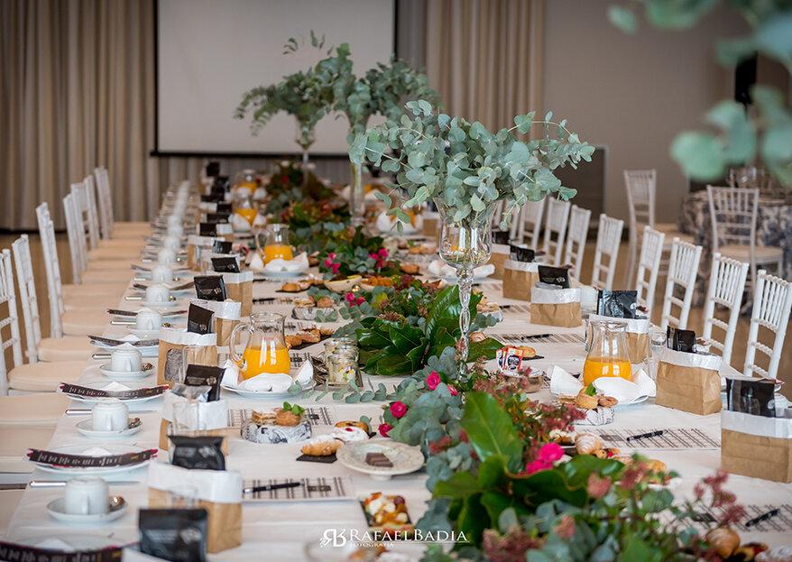 Wedding Club en el Parador de Córdoba: bodas sostenibles, bodas Zero Waste