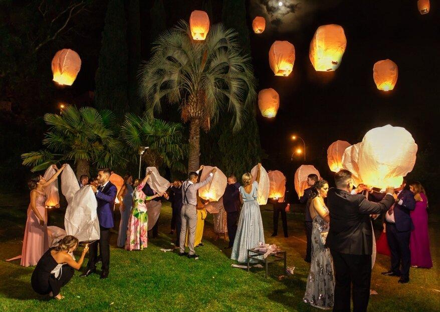 LD Eventos serán tus cómplices el día de la boda asegurándote una celebración perfecta