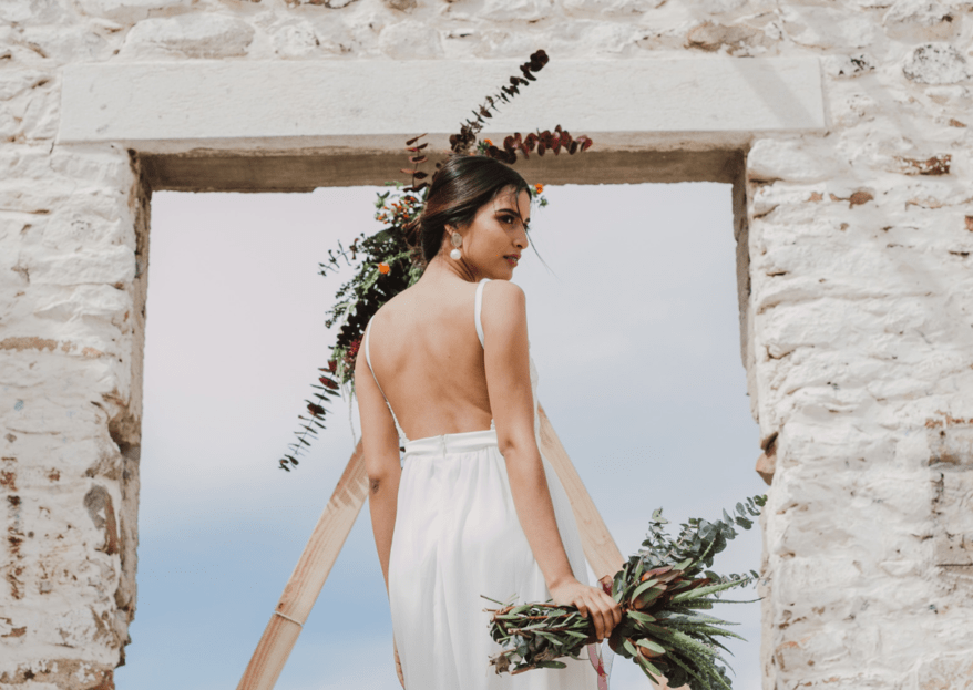 Styled shoot: una novia libre e inspiradora en La Rumorosa Baja California
