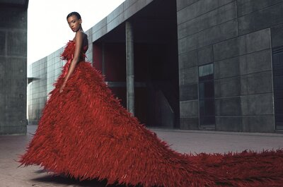 Casar com um vestido de noiva do Benfica? Sim, é possível!
