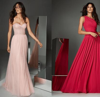 Vestidos Para Damas De Honor Pronovias 2019 Deslumbra Con