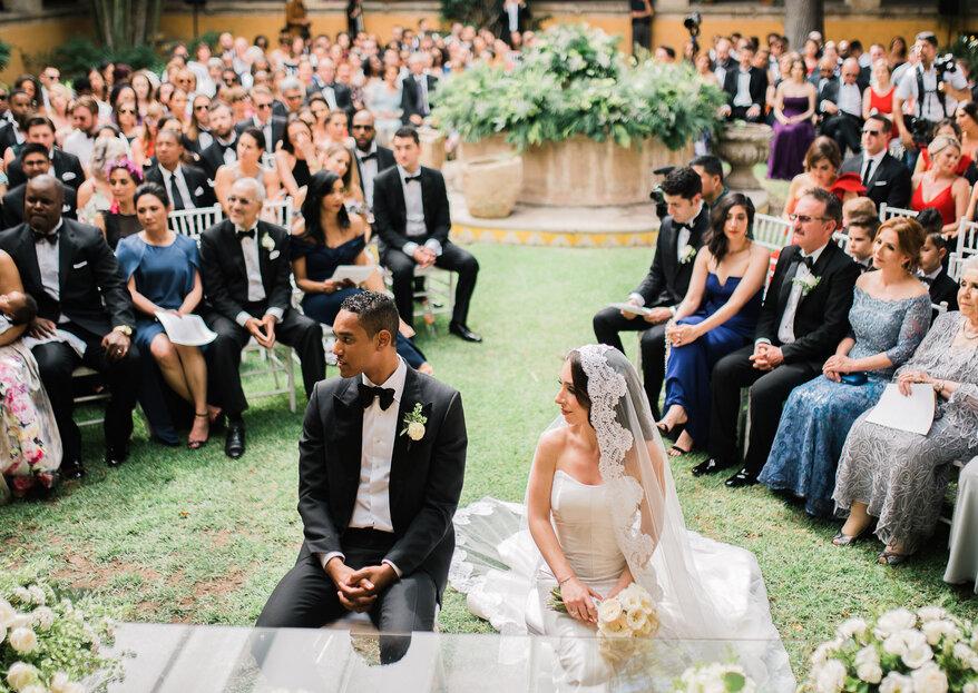 Cortejo Nupcial: Quiénes lo conforman y cómo puedes elegirlo para tu boda