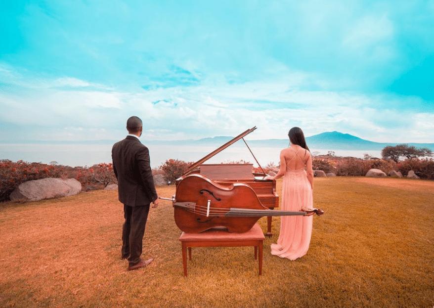 Disfruta la parte más divertida de tu boda con ¡la mejor música!