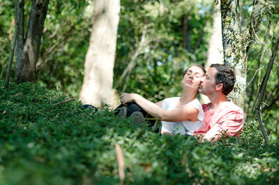 Alejandro y Diana: envejeceremos juntos