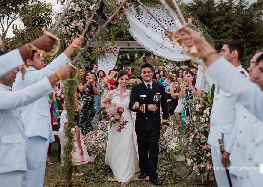 Elizabeth Amaral Assessoria e Cerimonial: dedicação e profissionalismo para realizar o seu sonho do casamento perfeito!