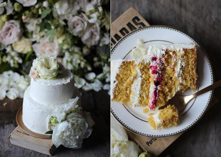 Como escolher um recheio para o bolo de casamento: dicas dos melhores confeiteiros!