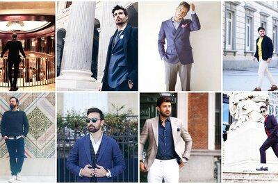 Los 8 bloggers de moda masculinos que no debes perder de vista para tu boda